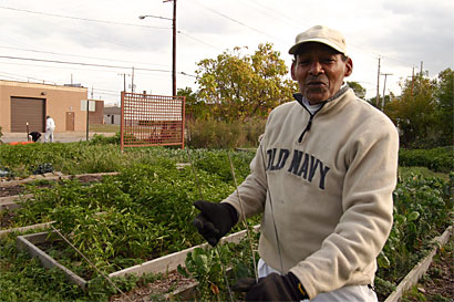 Photo: Trinity Community Garden