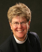 Photo: The Very Rev. Tracey Lind