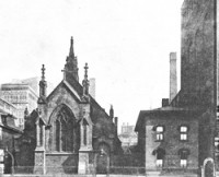Old Trinity Church, Superior at East 6th Street