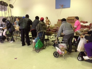 Food For Families Trinity Episcopal Cathedral