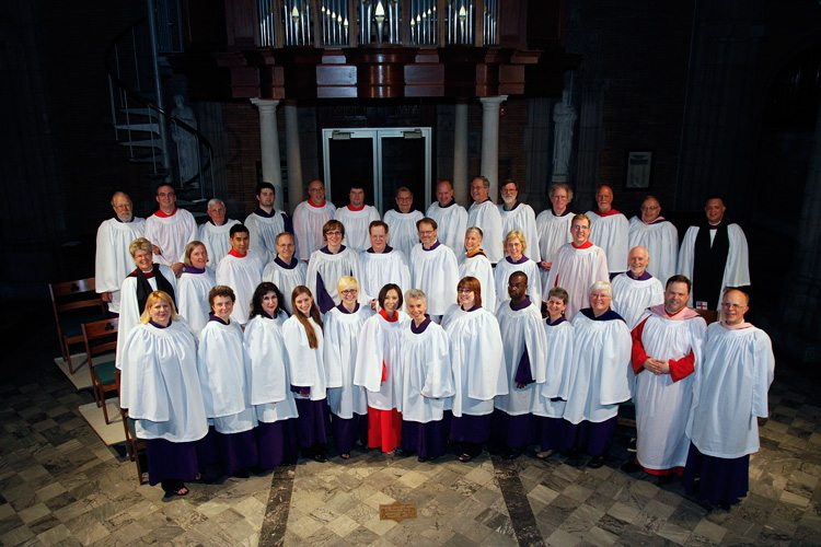 Photo: The Cathedral Choir