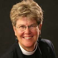 Photo: The Very Rev Tracey Lind
