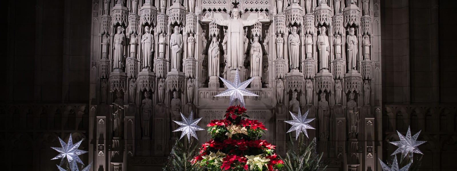 Spend Christmas at Trinity Cathedral in Downtown Cleveland!