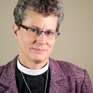 The Rev. Canon Kay Rackley