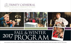 2017 Fall/Winter Program Guide, image of cover