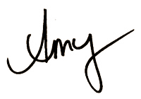 Amy Signiture