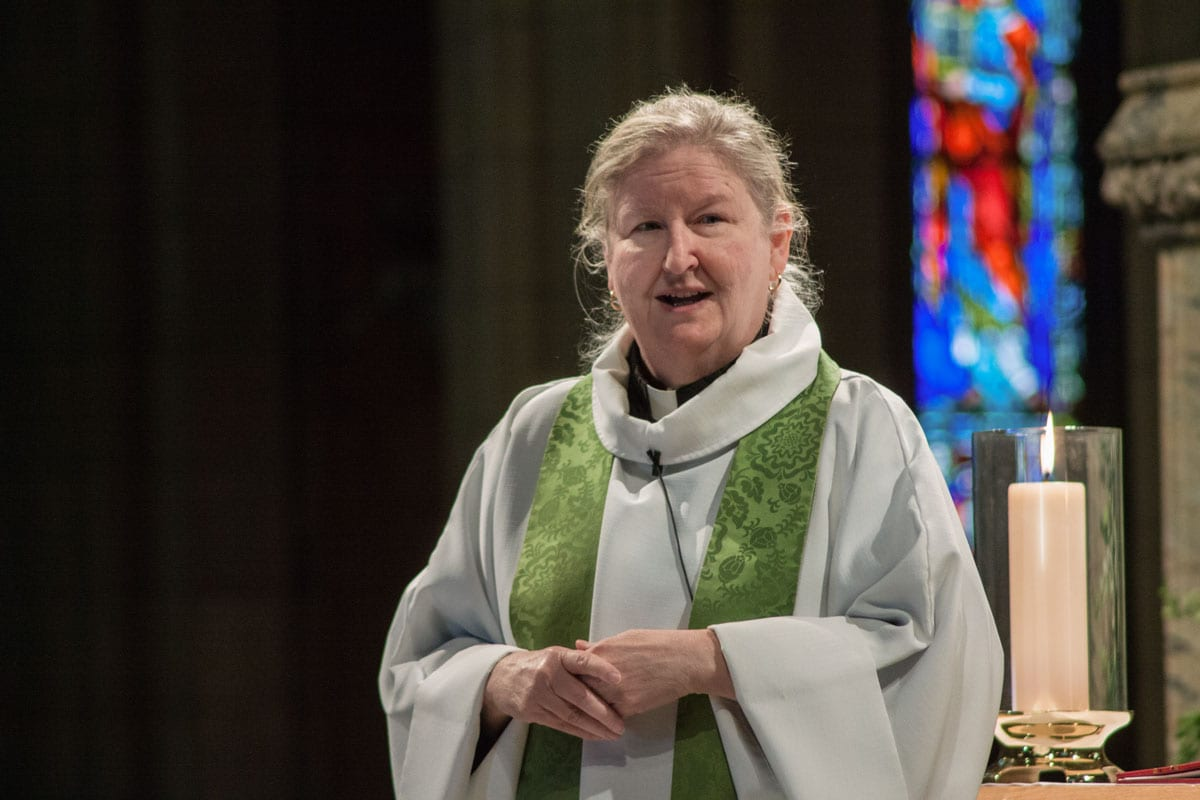 The Rev. Sarah Shofstall