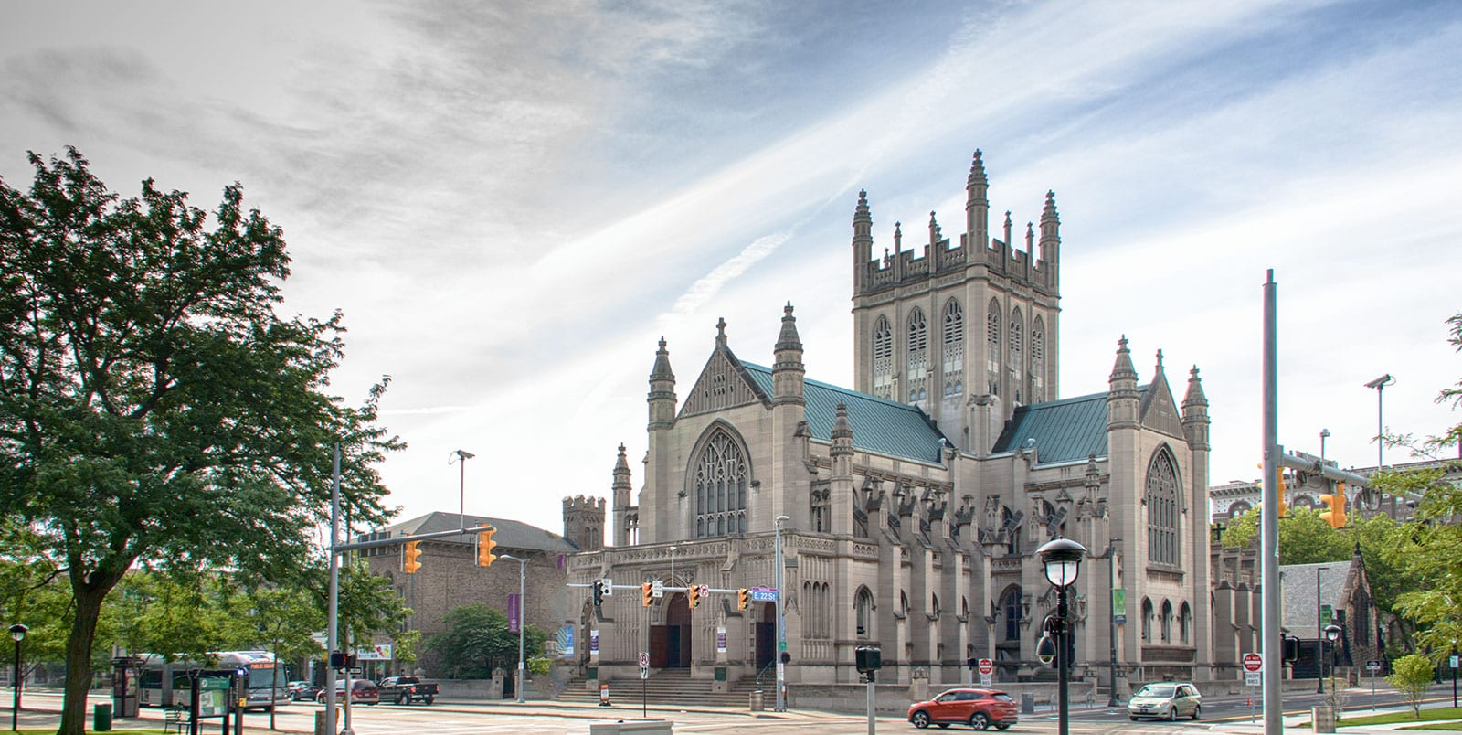 Trinity Cathedral to toll its bell in solidarity with Notre Dame