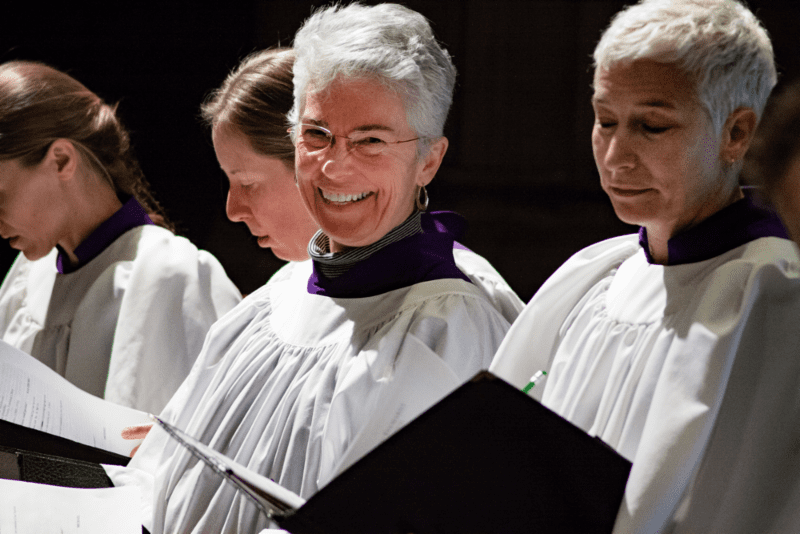 Choristers of the Trinity Cathedral Choir