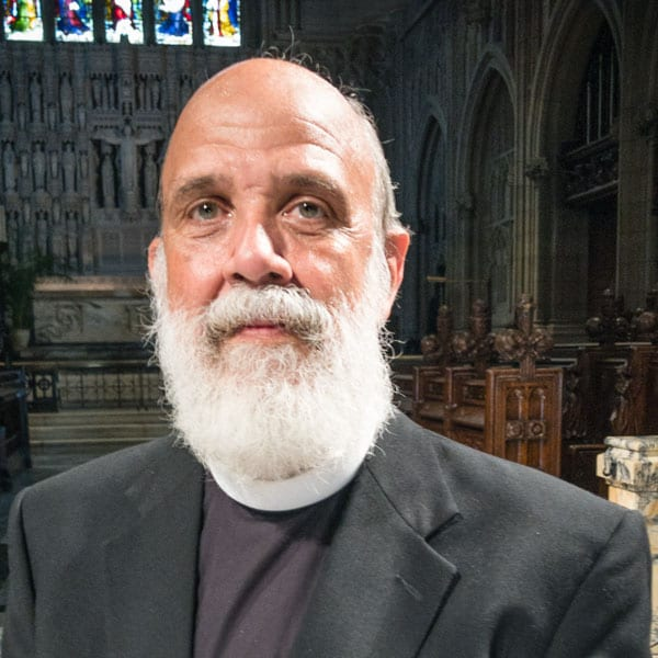 Welcoming The Rev. David Bargetzi
