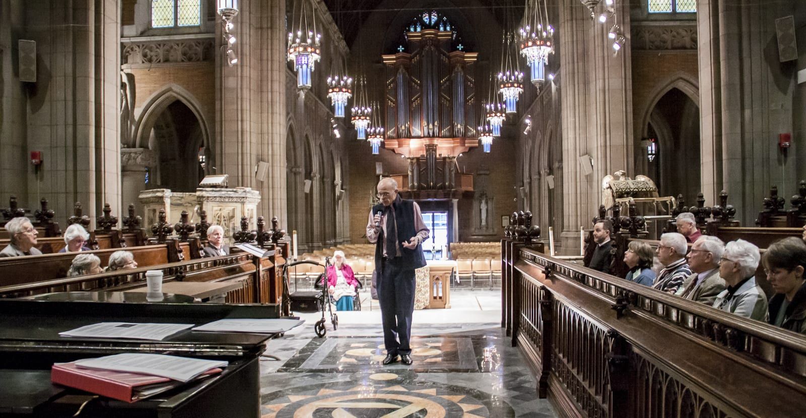 Forum Podcast: The Year of the Organ