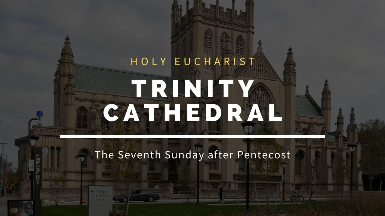 The Seventh Sunday After Pentecost — July 19, 2020